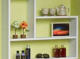 挂架家居装饰墙上杂物架隔板电视墙厨房置物架装饰机顶盒搁板创意,收纳架,