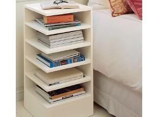 特价 时尚 床头柜 书架 简约书柜 储物柜 小书橱 墙角柜,收纳柜,