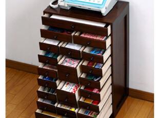 实木抽屉多用斗柜、储物柜、药品专用柜,收纳柜,