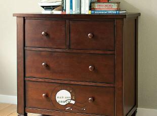 卧室 实木 家具 帕克 斗柜 美式 活泼 可爱 美克美家 m026,收纳柜,