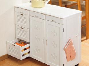 新款刻花餐边柜、蔬菜储藏柜、电器柜、厨房专用柜,收纳柜,