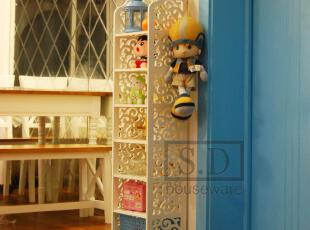 《七层方置物架》创意置物架浴室置物架书架鞋柜,收纳柜,