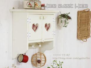 法式田园 地中海壁柜 电表箱 地中海风格家具,收纳柜,