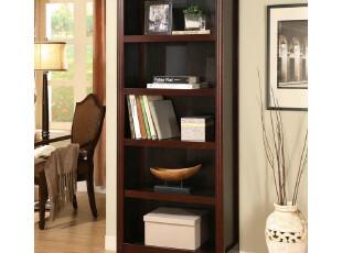实木书柜简易书架自由组合书橱陈列柜展示柜置物柜储物柜特价,收纳柜,