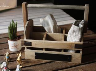 INCAFE |复古日本正单提手柜 六格提手柜 复古做旧 日单 ZAKKA,收纳柜,