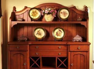 林氏家具实木柜台/饰品柜/展示柜/陈列柜/餐边柜/纯实木家具定制,收纳柜,