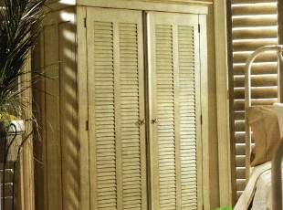 欧式乡村 地中海风格 仿FFDM  实木家具定做 实木衣柜,收纳柜,
