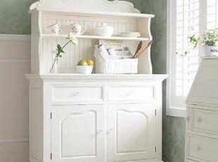 【天猫原创】奥汀堡 客厅家具 卡丽斯系列 餐边柜AT06331预定 X,收纳柜,