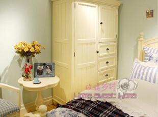 地中海风格家具 地中海衣柜 比邻实木衣柜 比邻乡村家具 美式田园,收纳柜,