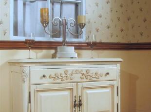 欧式家具 美式家具 实木床古典家具 卧室家具08-2038实木电视柜,收纳柜,