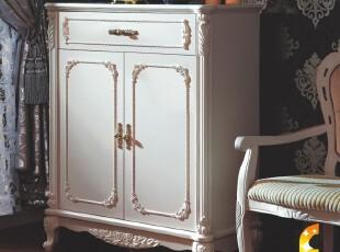法丽莎家具G1 欧式家具 欧式鞋柜 实木鞋柜 特价,收纳柜,