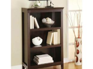 欧美式书柜 实木书架 自由组合书柜书橱 简易置物架特价不包邮,收纳柜,