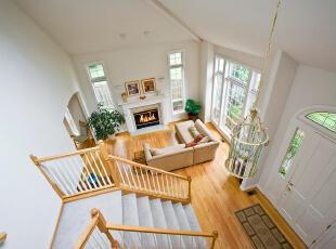 日式风格的客厅