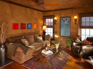 古典风格的客厅