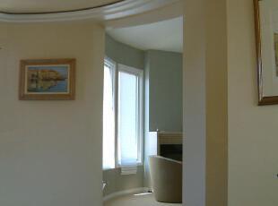 ,地中海风情,客厅,