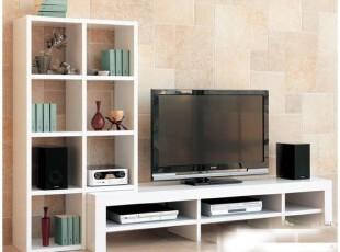 简约现代电视柜/电视柜书柜整体组合柜/宜家电视柜,可定做,收纳柜,