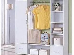 厂家直销!韩式Y04宜家风格衣橱衣柜时尚简约田园整体组合衣柜,收纳柜,