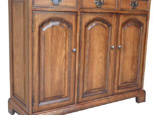 皇家橡树 橡木实木鞋柜 BF81PX 三种规格,收纳柜,