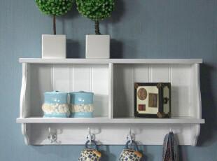 蓝色梦想 地中海风格壁挂 吊柜 田园 乡村 展示柜 实木壁挂,收纳柜,