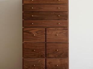 日式   实木  榆木   可定制   家具  衣柜,收纳柜,