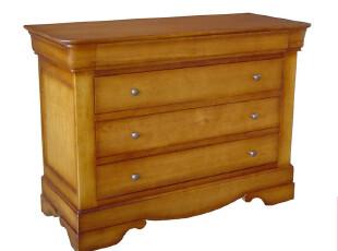 性价比高于美克美家的欧美家具 橡木实木四斗柜 衣柜 F4,收纳柜,