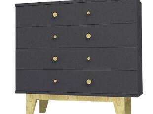 宜可宜居原创设计 Issac伊萨克储物柜 简约个性衣柜 安全环保,收纳柜,