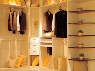【九叶草衣柜】整体移门衣柜定做,衣帽间定制订做,低至280元,收纳柜,