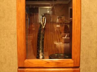 【百乘家居】实木转角|酒柜|红橡木柜子|视听柜|欧式风格柜子,收纳柜,
