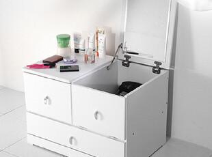 2012新款上市化妆柜 首饰收纳,地台柜,韩式环保 化妆箱 首饰箱,收纳柜,
