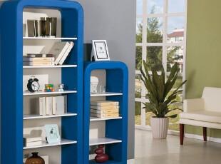 ZZ DOG'S韩式家具 组合书柜  多层储物柜/CSP771 (大),收纳柜,