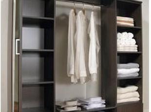 韩式宜家风格衣橱/衣柜/时尚简约田园实木风格整体组装衣橱,收纳柜,