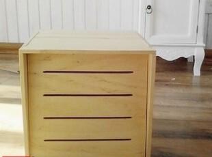 IKEA 宜家正品norrebo诺尔伯 桦木实木 翻板储物柜 文件柜,收纳柜,