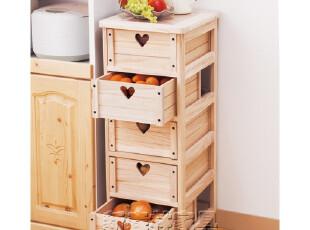 (卖疯了)出口日本实木家具 餐边柜 桃芯菜柜 碗筷柜 厨房柜,收纳柜,
