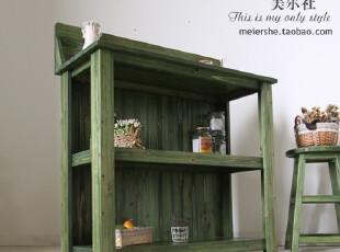 餐边柜现代简约 餐边柜实木 餐边柜田园 边柜地中海 厨房置物架,收纳柜,