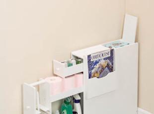 日式厕所柜-日用品收纳柜 杂货柜 日本专利产品 全淘宝独家!,收纳柜,