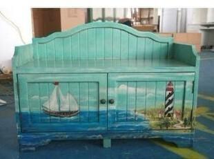 地中海家具 鞋柜,收纳柜,