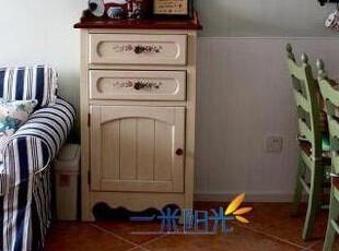 定制/美式乡村/欧式田园/地中海风格/实木环保家具 斗柜/储物柜,收纳柜,
