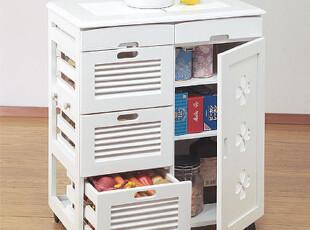 最新款餐边柜、电器柜、厨房专用柜【出口日本实木家具】,收纳柜,