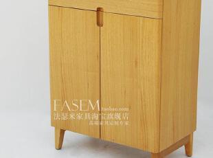 法瑟米 日式家具/实木/水曲柳/纯手工/实用/简洁/ 鞋柜 迎春,收纳柜,