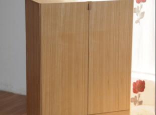 法瑟米 日式家具/实木/水曲柳/纯手工/实用/简洁/双面鞋柜 开福,收纳柜,