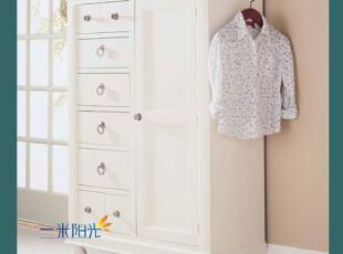 厂家定制/美式乡村/欧式田园/地中海风格/实木环保家具 衣柜,收纳柜,