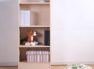 优以品家具 宜家简约书架书柜组合 单个书柜 储物柜书橱 C26书架,收纳柜,
