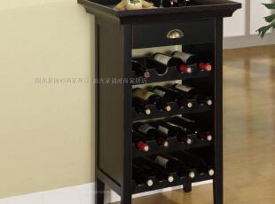 美式家具 外贸原单 美式乡村 黑色 酒柜/红酒柜,收纳柜,