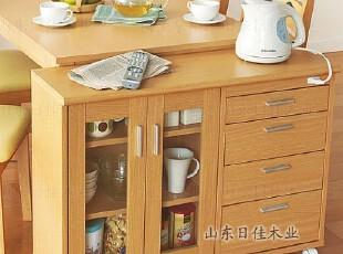 【特价440元】出口日本新款餐边柜、酒柜、厨房用品、碗筷柜,收纳柜,