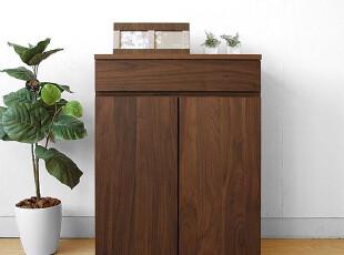 木聪良品家具日式实木北欧现代风格白橡木 客厅柜 餐边柜SD-402H,收纳柜,