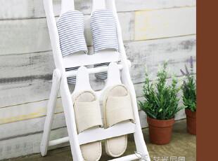 艾米尼奥实木家具-地中海风格 门厅系列 拖鞋架 Y0164,收纳柜,