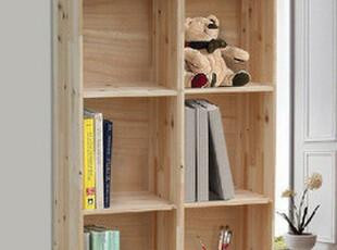 特价新品--实木书柜单元组合,收纳柜,