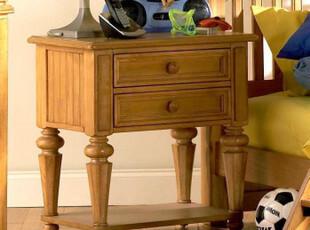 床头柜 抽屉柜 储物柜 简约 田园斗柜特价 实木简约家具定制,收纳柜,