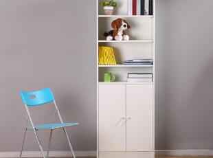 优以品家具 宜家 简约办公书柜书架 置物架 书橱 储物柜 春色书柜,收纳柜,