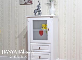 田园 宜家 简约展示柜 储物 玄关柜壁柜 酒柜 展示柜 餐边柜2073,收纳柜,